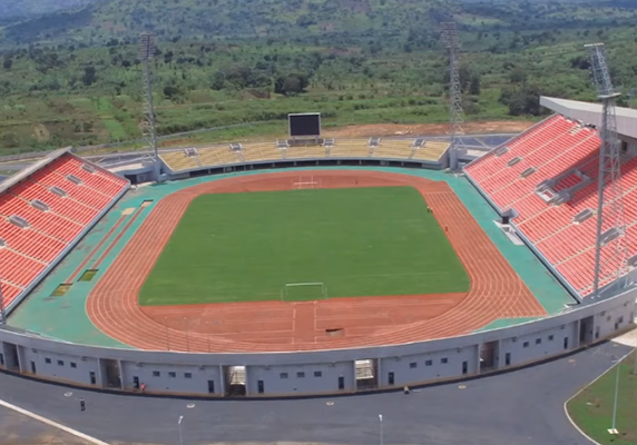 African Cup of Nations 2021 API host city: BAFOUSSAM