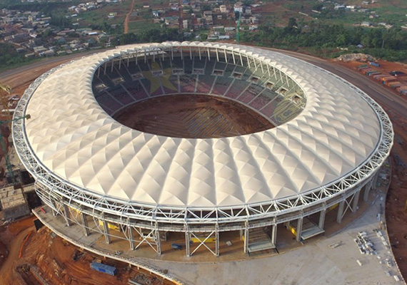 African Cup of Nations 2021 API host city: YAOUNDE - 1