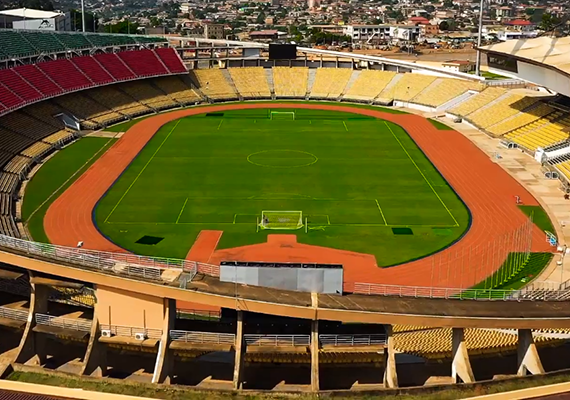 African Cup of Nations 2021 API host city: YAOUNDE - 2